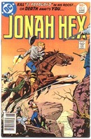 Jonah Hex #2 comic book fn/vf 7.0