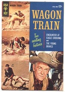 Wagon Train #3 comic book vf 8.0