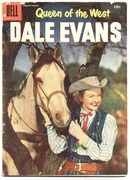 Queen of the West Dale Evans #10 comic book vg 4.0