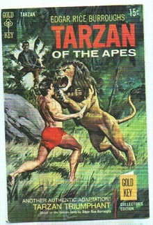Tarzan of the Apes #184 comic book fn 6.0