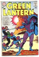 Green Lantern #37 comic book vg 4.0