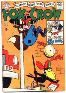 Fox and the Crow #94 comic book fn 6.0