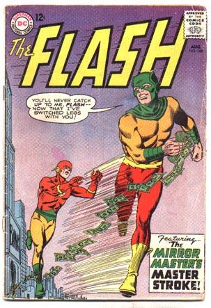 Flash #146 comic book vg- 3.5