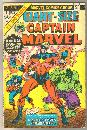 Giant-Size Captain Marvel #1 very good 4.0