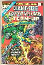 Giant-Size Super-Villain Team-Up #1 comic book very fine 8.0