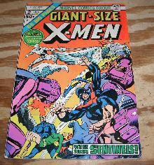 Giant-Size X-men #2 comic book fine 6.0