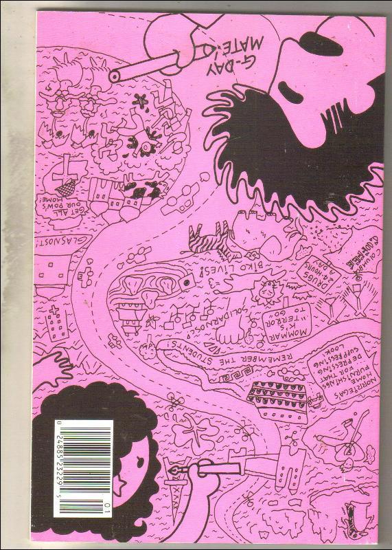 Street Poet Ray #1 comic book mint 9.8