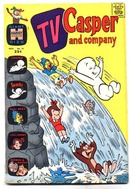 TV Casper and Company #16 comic book vf 8.0