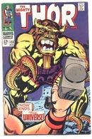 Thor #155 comic book fn 6.0