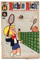 Richie Rich the Poor Little Rich Boy #98 comic book fn 6.0