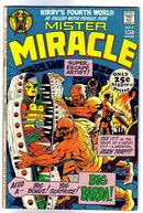 Mister Miracle #4 comic book fn/vf 7.0