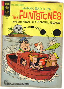 Flintstones #28 comic book vg 4.0