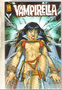 Vampirella #20 comic book near mint 9.4