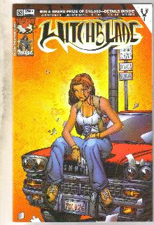 Witchblade #53 near mint 9.4