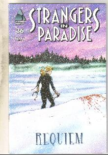 Strangers In Paradise #36 comic book mint 9.8