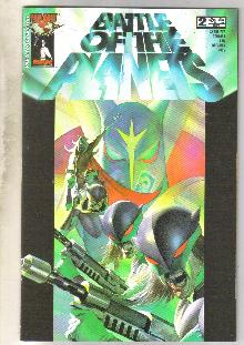 Battle of the Planets #2 comic book  mint 9.8