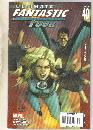 Ultimate Fantastic Four #40 comic book near mint 9.4
