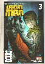 Ultimate Iron Man #3 comic book near mint 9.4