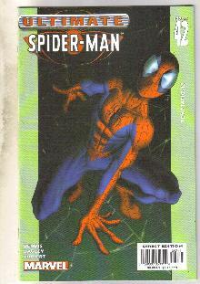 Ultimate Spider-man #42 comic book near mint 9.4