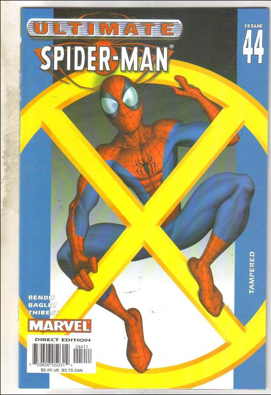 Ultimate Spider-man #44 comic book near mint 9.4