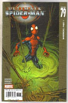 Ultimate Spider-man #79 comic book near mint 9.4