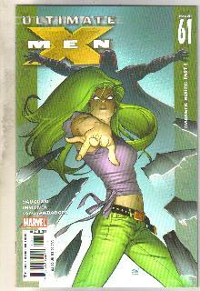 Ultimate X-men #61 comic book mint 9.8