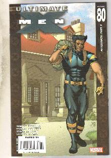 Ultimate X-men #80 comic book near mint 9.4