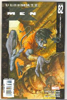 Ultimate X-men #82 comic book near mint 9.4