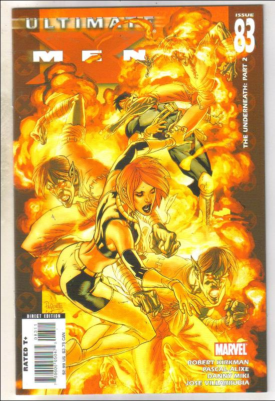 Ultimate X-men #83 comic book mint 9.8