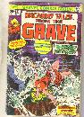 Uncanny Tales from the Grave #11 comic book good 2.0