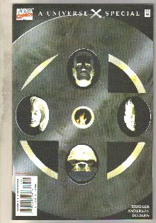 Universe X Special vol 1 #1 comic book near mint 9.4