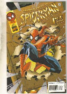 Untold Tales of Spider-man #1 comic book near mint 9.4