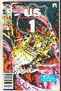 U.S. 1 #3 comic book near mint 9.4