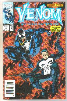 Venom Funeral Pyre #1 comic book near mint 9.4