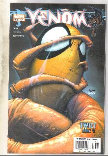 Venom #17 comic book  mint 9.8