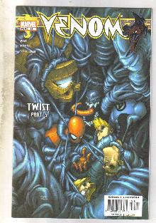 Venom #18 comic book  near mint 9.4