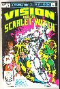 Vision and the Scarlet Witch #2 comic book very fine/near mint 9.0