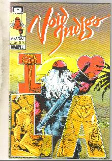 Void Indigo #1 comic book mint 9.8
