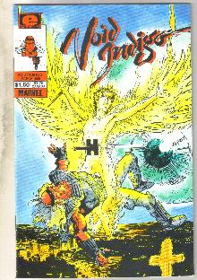 Void Indigo #2 comic book mint 9.8
