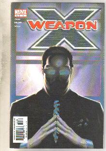 Weapon X #6 comic book near mint 9.4