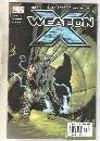 Weapon X #21 comic book very fine/near mint 9.0