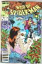 Web of Spider-man #42 comic book near mint 9.4