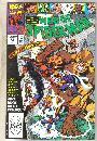 Web of Spider-man #64 comic book near mint 9.4
