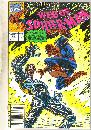 Web of Spider-man #80 comic book near mint 9.4