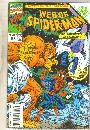 Web of Spider-man #105 comic book near mint 9.4