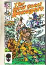 West Coast Avengers #3 comic book near mint 9.4