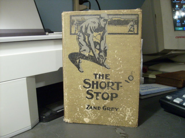 The Short-stop by Zane Grey 1914 reprint