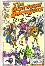 West Coast Avengers #18 comic book near mint 9.4