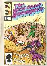 West Coast Avengers #20 comic book mint 9.8