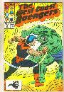 West Coast Avengers #25 comic book near mint 9.4
